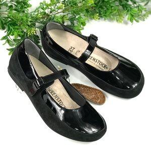 Birkenstock Black Mary Janes Brand New Size 7